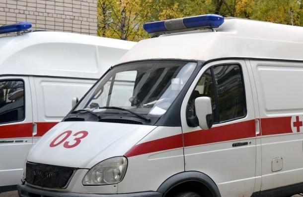 Мужчина, выпавший из окна общежития в Пушкине, убегал от полиции