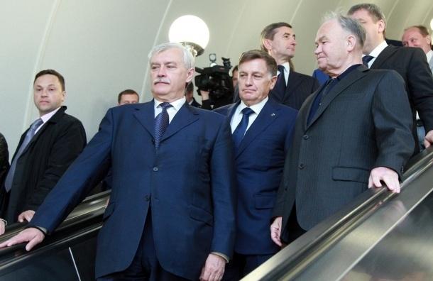Отставка Полтавченко: Мы заняты «битвой экстрасенсов»