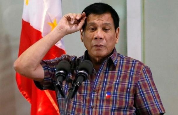 Президент Филиппин назвал Обаму «сыном шлюхи»