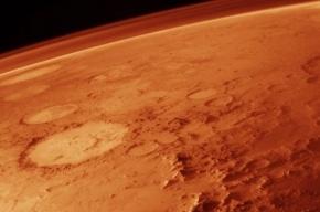 Корабль пришельцев обнаружили на поверхности Марса