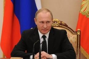 Путин подписал приказ о призыве на военную службу