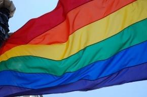 Смольный получил заявку о проведении гей-прайда