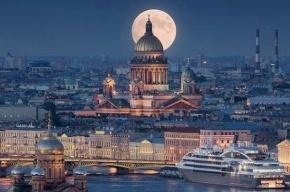 Петербург признали туристической столицей Европы