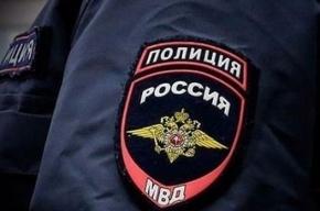 Безработный забросал шариками с краской генконсульство Украины в Петербурге