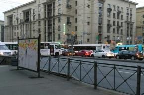 Водители застряли в пробке на Народной улице из-за сломанного светофора