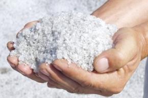 Россия запретила поставки соли из Евросоюза