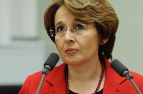 Дмитриева прогнозирует «Единой России» 40% на выборах в петербургский ЗакС