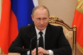 Путин сменил командующего Каспийской флотилией