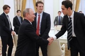 Британские СМИ сообщили о встрече Путина со студентами Итонского колледжа