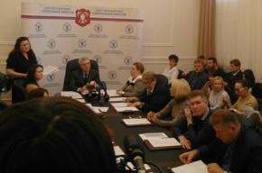 Горизбирком утвердил результаты выборов в петербургский парламент
