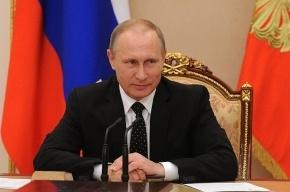 Песков: Путин в октябре посетит Францию