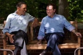 Медведев и Обама неформально поговорили в Лаосе