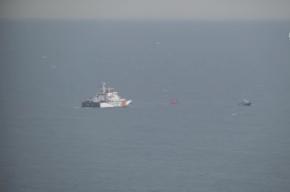 Кадры крушения туристического судна в Турции опубликовали СМИ