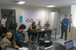 «Наблюдатели Петербурга»: председатели УИКов пропадают вместе с протоколами