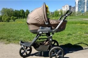 Неизвестная украла двухлетнюю девочку из коляски в Москве