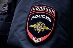 Полицейского избили на Московском проспекте