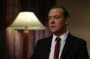 Медведев выделил автопрому 3,3 млрд рублей