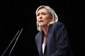 Ле Пен обещала признать Крым российским в случае избрания главой Франции