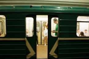Хулиганов в масках ищут сотрудники петербургского метро