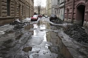 Россия оказалась в числе последних в рейтинге по качеству дорог