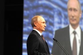Путин поздравил мусульман с Курбан-байрамом