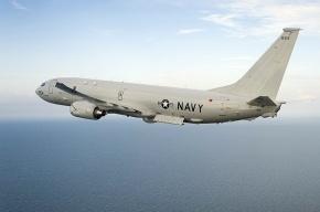 Американский самолет-разведчик подлетел к российским базам в Сирии