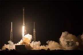 Ракета Falcon 9 взорвалась на космодроме в США