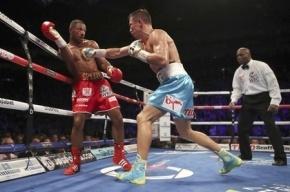 Британскому боксеру потребуется операция после боя с Головкиным