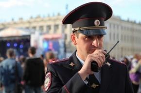 50-летний юбилей отмечает полк охраны правопорядка в Петербурге