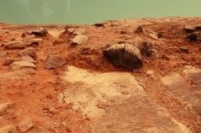 Древнюю гробницу нашли на Марсе