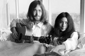 Петербуржцы смогут увидеть редкие фотографии Джона Леннона и Йоко Оно