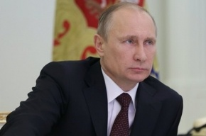 Путин считает, что любовь к ближнему – самое главное в жизни