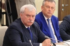 Полтавченко: Согласование строительства в центре Петербурга должно стать «кругами ада»