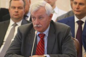 Полтавченко назначил глав Красносельского и Петроградского районов