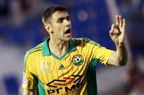 СМИ: Футболиста «Кубани» избили в клубной столовой