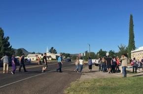 Неизвестные открыли стрельбу в техасской школе