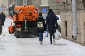Опубликован список улиц, которые зимой будут посыпать гранитной крошкой