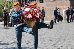 Церемония возложения цветов состоится у Монумента героическим защитникам Ленинграда