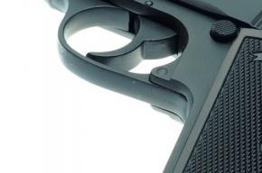 Пистолет нашла уборщица в офисе банка на бульваре Новаторов