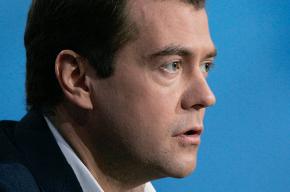 Медведев в Бурятии продегустировал колбасы