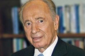Шимон Перес после смерти стал донором