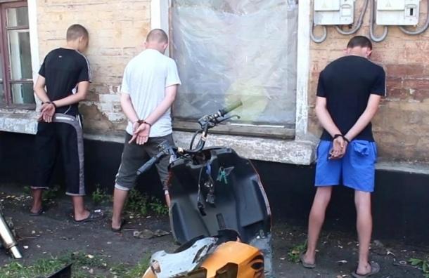 Детей-диверсантов обнаружили на территории ДНР