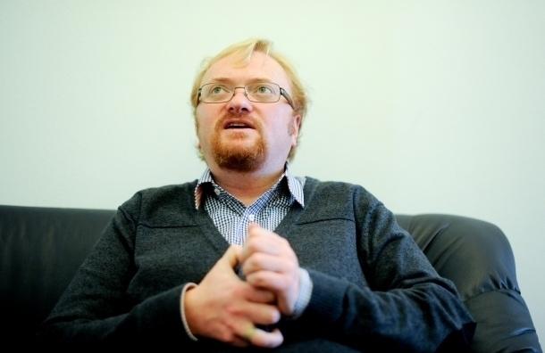 Милонов предложил именем убитого Моторолы назвать школу в Петербурге