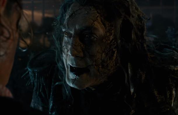 Джонни Депп не попал в первый трейлер «Пиратов Карибского моря»