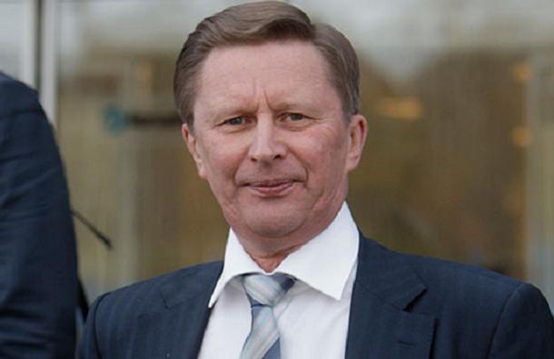 Сергей Иванов опроверг создание в РФ министерства госбезопасности