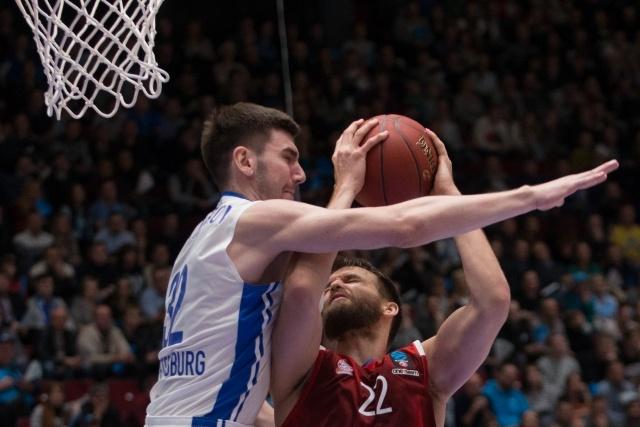 Еврокубок по баскетболу, фотограф: Игорь Руссак : Фото