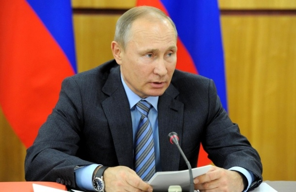 Путин требует отСША отмены всех санкций