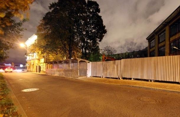 ВООПиК: на Васильевском острове из-за незаконного сноса может пострадать памятник культуры