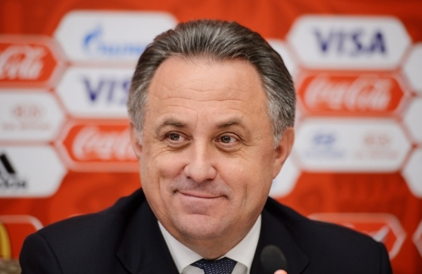 Путин одобрил кандидатуру Мутко на пост вице-премьера по вопросам спорта