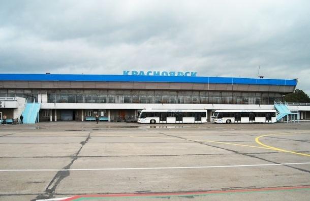 Рейс из Красноярска в Петербург задержали из-за дебошира на борту